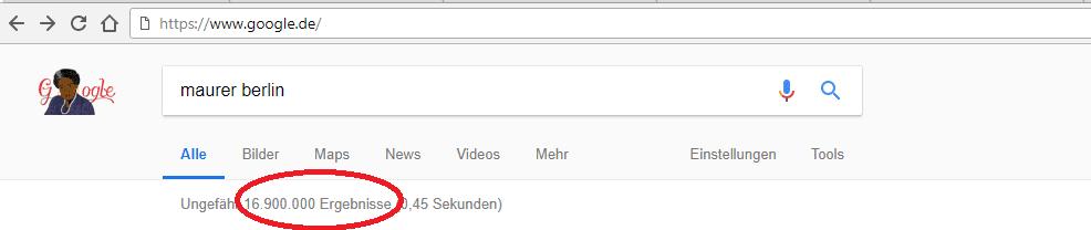 Suchmaschinenoptimierung für Handwerker Google