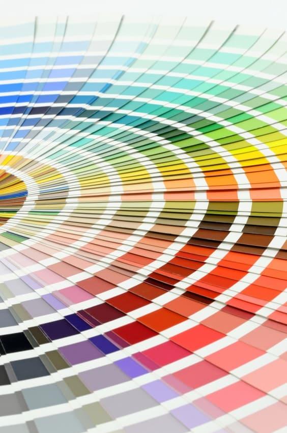 SEO Beratung Bild Farbfächer
